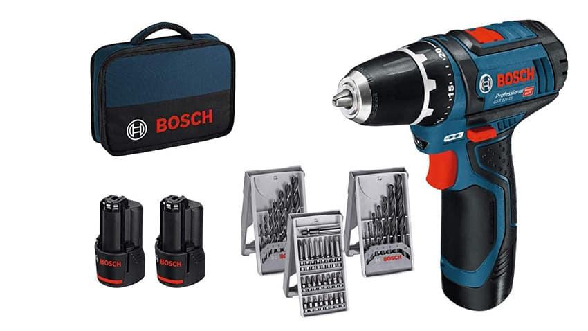 Taladro atornillador Bosch profesional