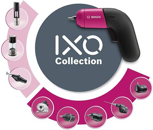 Accesorios Bosch IXO
