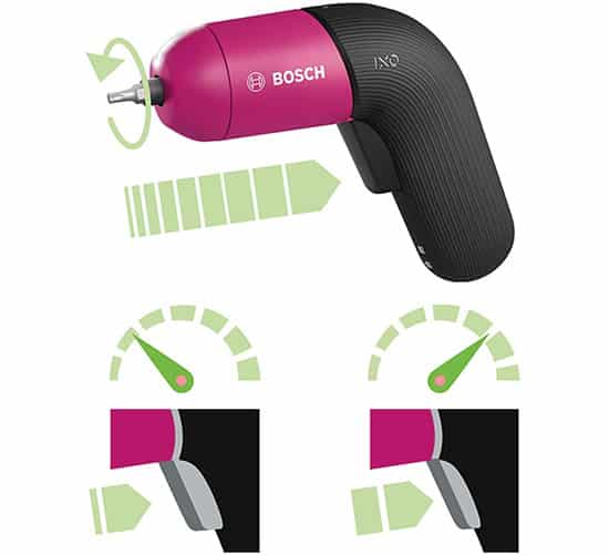 Atornillador Bosch IXO eléctrico