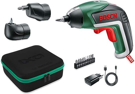Atornillador a batería Bosch