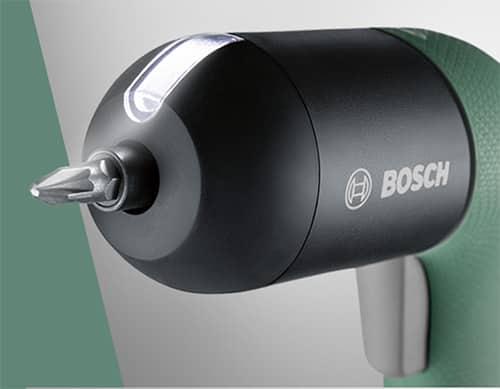 Bosch IXO luz LED