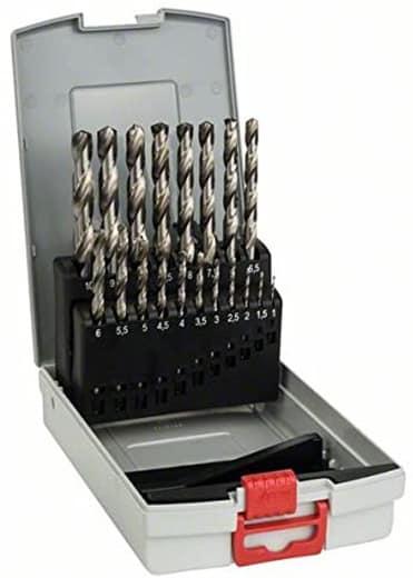 Brocas para metal HSS Bosch