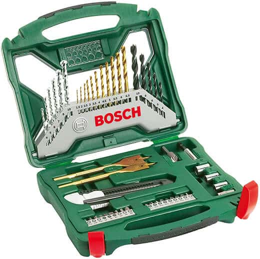 Juego de brocas Bosch Home and Garden