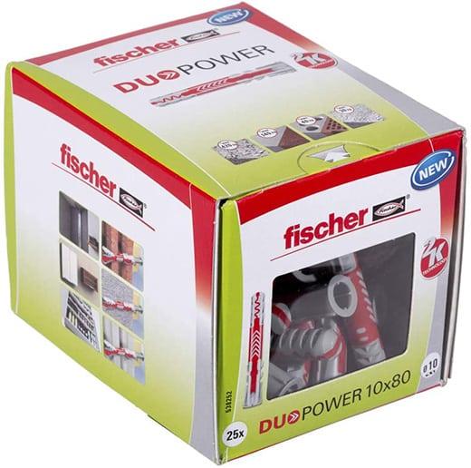 Tacos Fischer Duopower caja