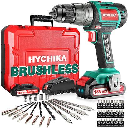 Hychika brushlesss